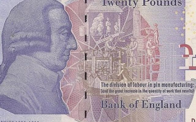 £20 note image