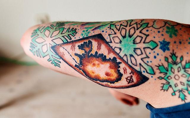 Arm art